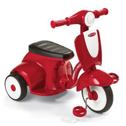 Radio Flyer Classic Lights and Sound Trike