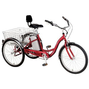Currie Technologies iZIP Electric Tricycle