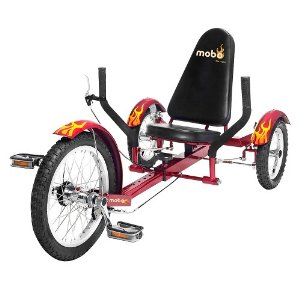 Mobo Triton Ultimate 3 Wheeled Cruiser