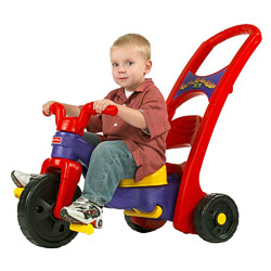 Fisher-Price Rock, Roll n Ride Tricycle